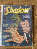 The Shadow 1938 Sept . Pulp Magazine