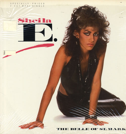 "Sheila E. ‎– The Belle Of St. Mark- 1984- Vinyl, 12"", 45 RPM, Single (vinyl)"