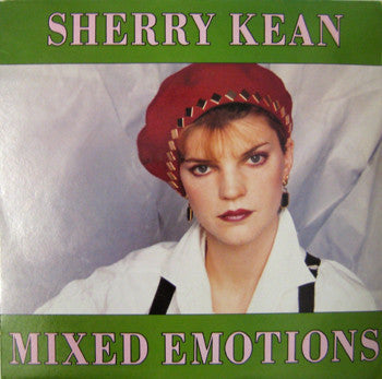 Sherry Kean ‎– Mixed Emotions 1983 Rock Pop Sealed (Vinyl)