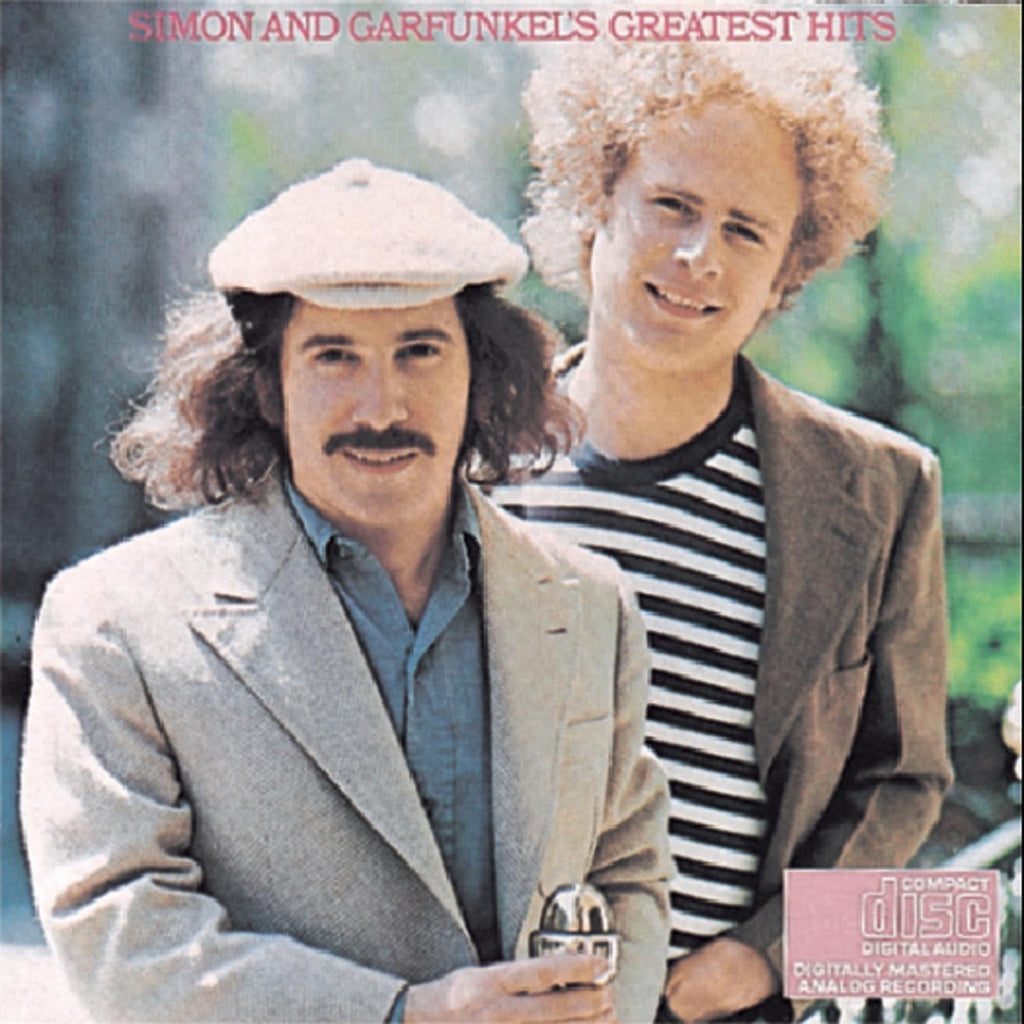 Simon and Garfunkel's Greatest Hits Best of (music cd)
