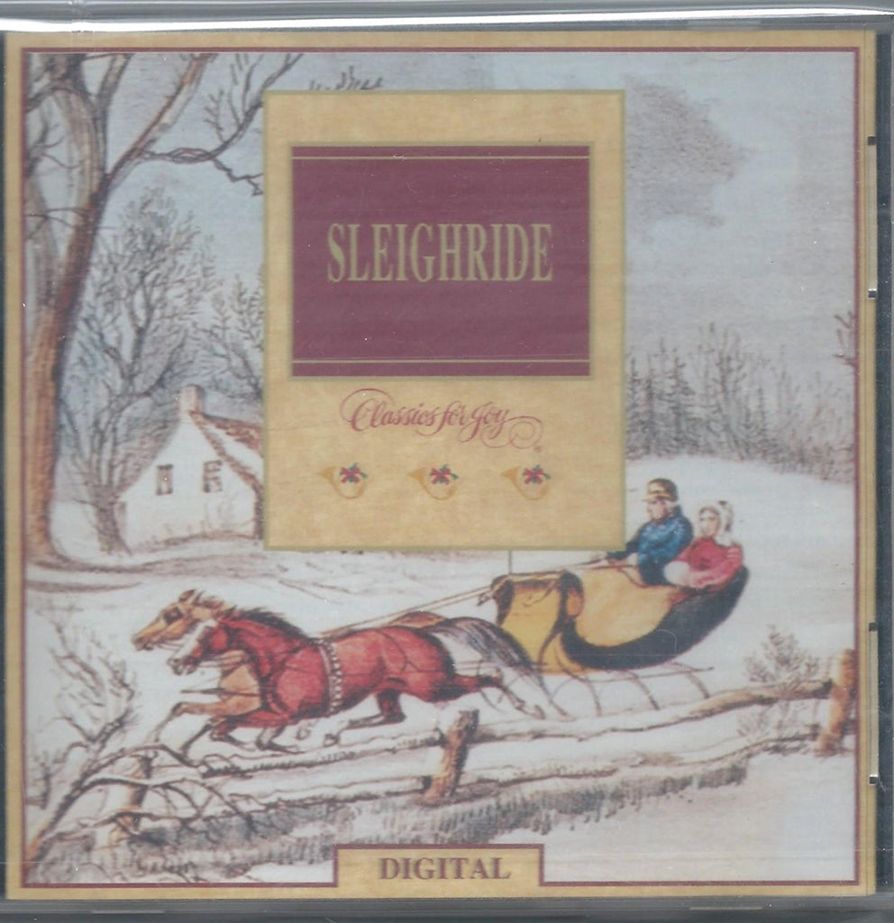 Sleighride Import Music Cd