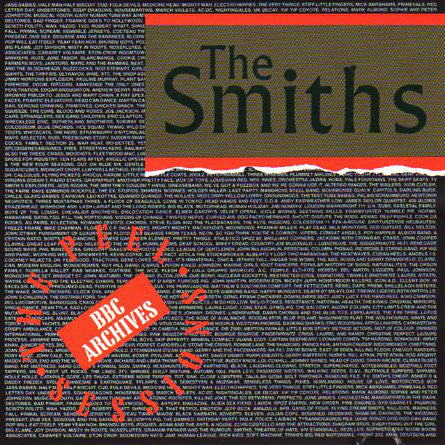 Smiths ‎– The Peel Sessions -1989 Indie Rock -Music Cd (mint) Netherlands