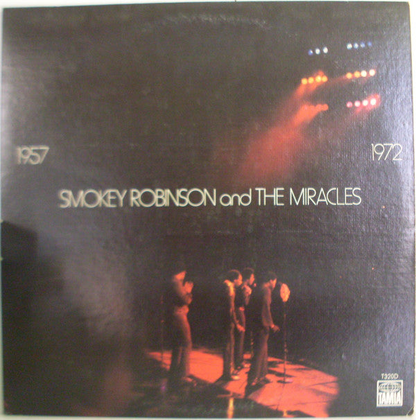 Smokey Robinson And The Miracles ‎– 1957 - 1972 -2 lps- Funk / Soul (vinyl)