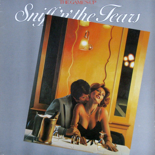 Sniff 'n' the Tears ‎– The Game's Up - 1980 pop Rock (vinyl)