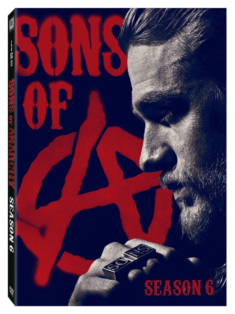 Sons of Anarchy - Season 6 - Blu Ray - Mint /Used