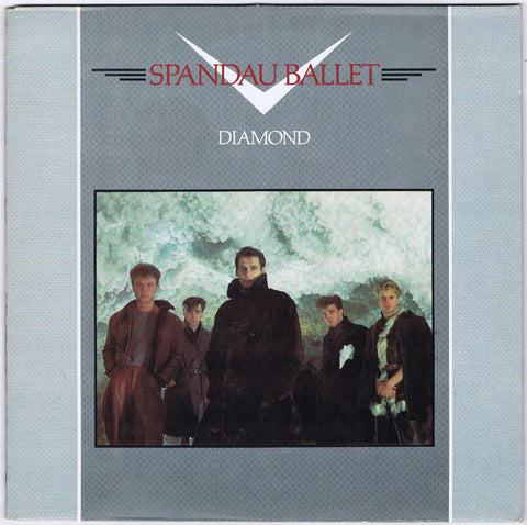 Spandau Ballet ‎– Diamond - 1982- Synth-pop (clearance vinyl) Overstocked
