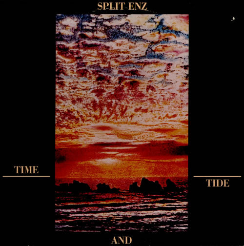 Split Enz -Time and Tide - 1982-Alternative Rock, New Wave (vinyl)