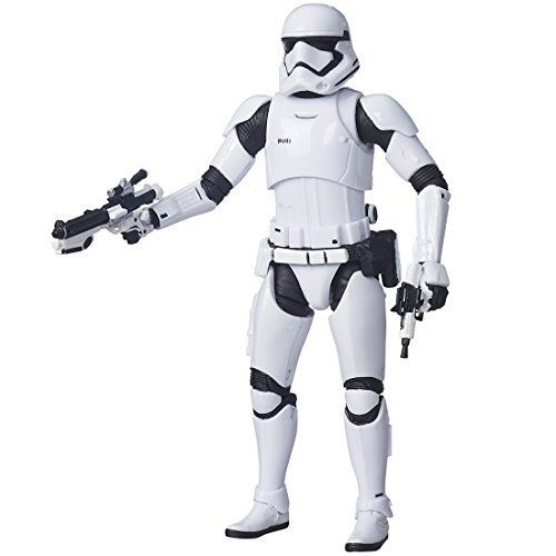"Star Wars Black Series 6  1/4 "" inches figures Storm Trooper (heavy metal- loose)"