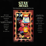 Stay Awake (Various Interpretations Of Music From Vintage Disney Films) 1988-Jazz,Folk Rock, Big Band, Pop Rock, Indie Rock, Vocal (vinyl)  Amazing artists !