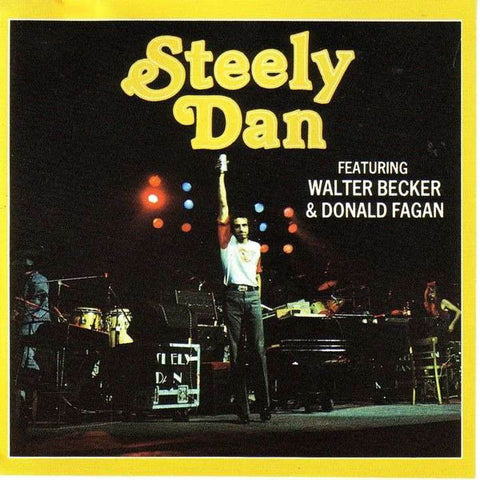 Steely Dan ‎– Featuring Walter Becker & Donald Fagan -Jazz ,Pop Rock, Fusion (Unofficial Release on CD)