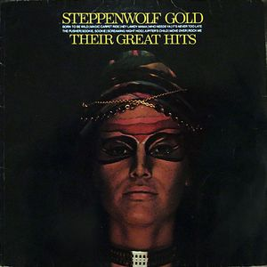 Steppenwolf - Steppenwolf Gold ( Their Great Hits ) 1971 Classic Rock ( vinyl )