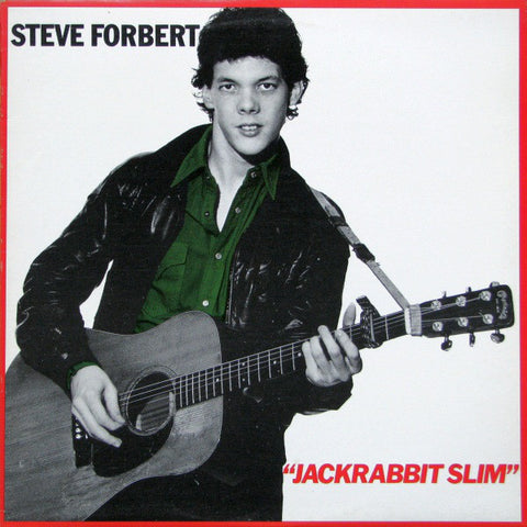 Steve Forbert ‎– Jackrabbit Slim - 1979- Rock, Blues, Pop (vinyl)