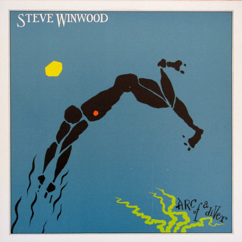 LOT # 10 - 4  Steve Winwood LPS - One Price ! Rock (Vinyl)