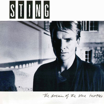 Sting - the Dream of the Blue Turtles -1985 jazz rock ( vinyl )