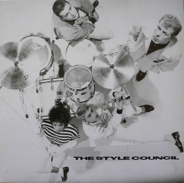 "Style Council,The  ‎– It Didn't Matter -1987-  Synth-pop-Vinyl, 12"", Single (UK)"