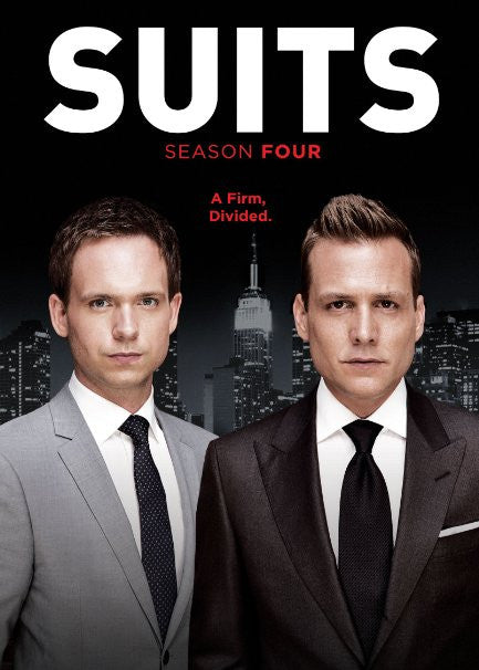 Suits : Season 4 (2015) New Sealed DVD set