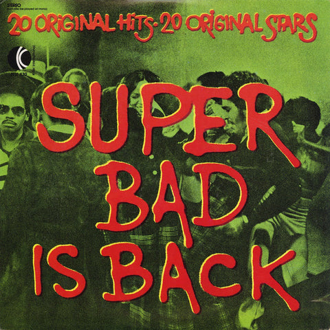 Super Bad Is Back -1973-Funk / Soul -Kool & The Gang,Curtis Mayfield, James Brown ( Clearance Vinyl ) Overstocked