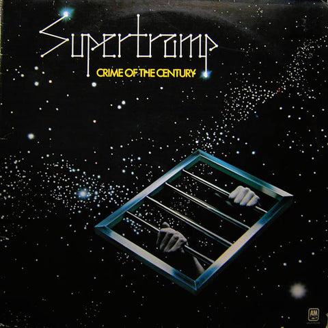 Supertramp Crime Of The Century -1974 rock  ( Clearance Vinyl )