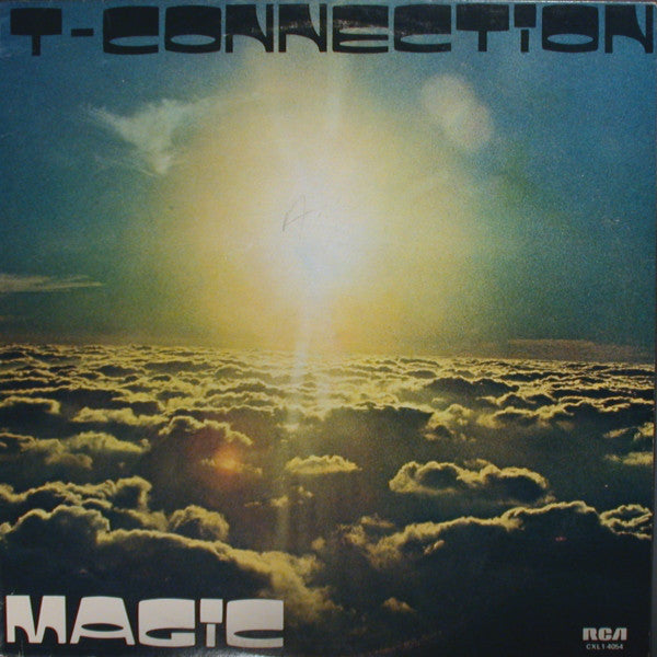 T-Connection ‎– Magic -1977-  Funk / Soul (vinyl)