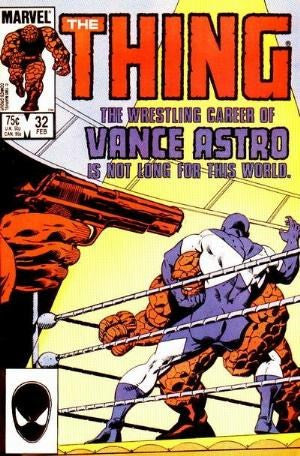 THING, THE #32 - Vance Astro