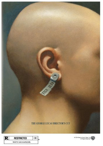 THX 1138 (The George Lucas Director's Cut: Two-Disc Special Edition) [Import] DVD