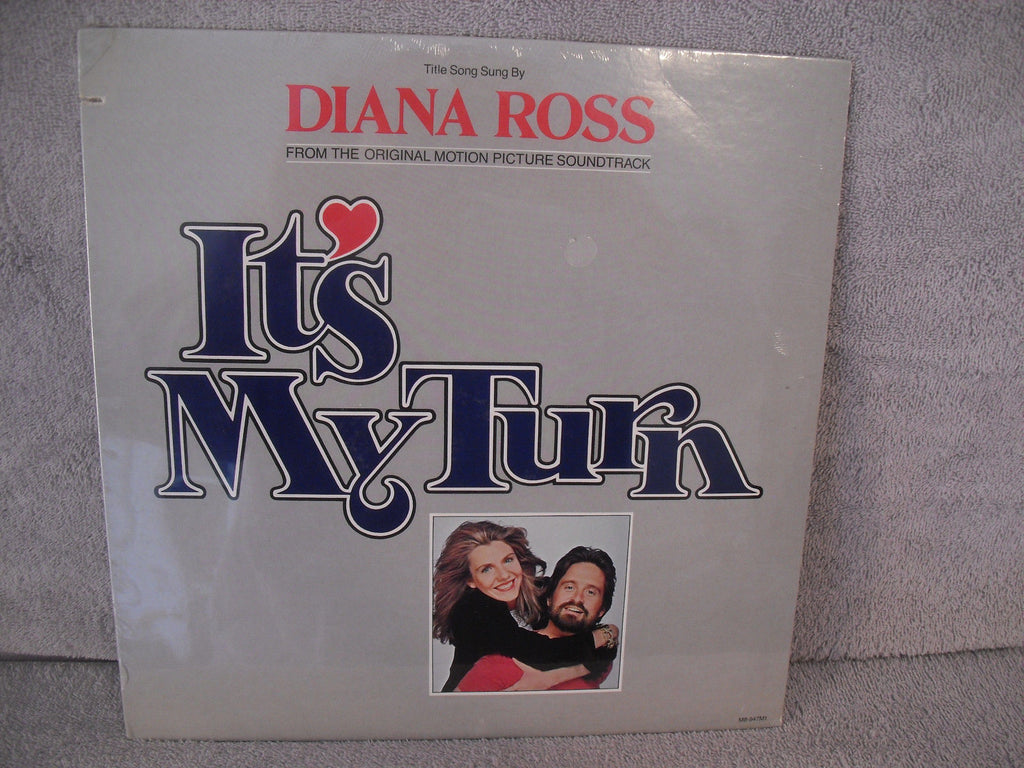 IT'S MY TURN ~ Featuring DIANA ROSS SOUNDTRACK LP