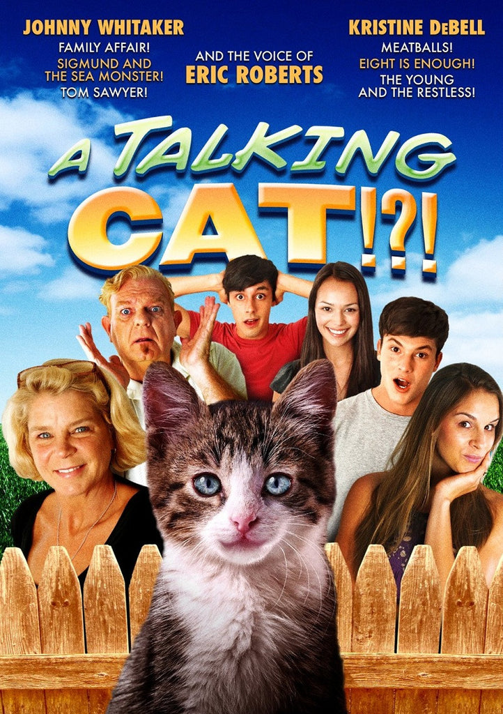 Talking Cat, A !?!