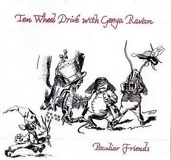 Ten Wheel Drive With, Genya Ravan ‎– Peculiar Friends -  1971 Rock & Roll, Jazz-Rock (rare vinyl)