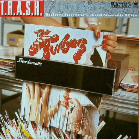 Tubes , the ‎– T.R.A.S.H. (Tubes Rarities And Smash Hits) -1981- Pop Rock, New Wave, Punk (Rare Vinyl)