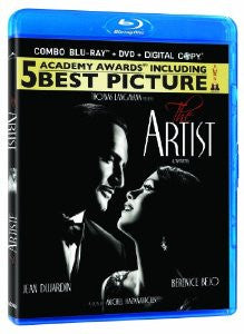 The Artist (Bilingual) Blu-ray + DVD ( Mint Used )