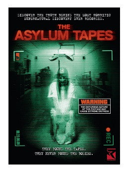 Asylum Tapes,The  Dvd- Mint Used ( hard to find)