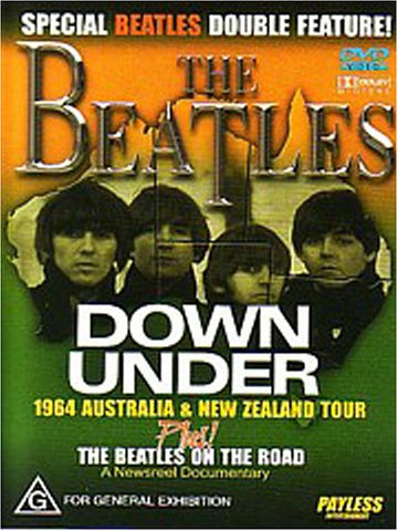 The Beatles: Down Under [Import] dvd