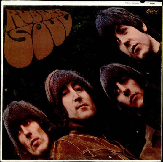 Beatles ,The ‎– Rubber Soul 1965