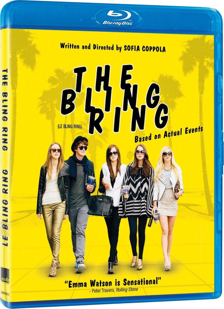 Bling Ring ,The [Blu-ray]  ( Mint Used )