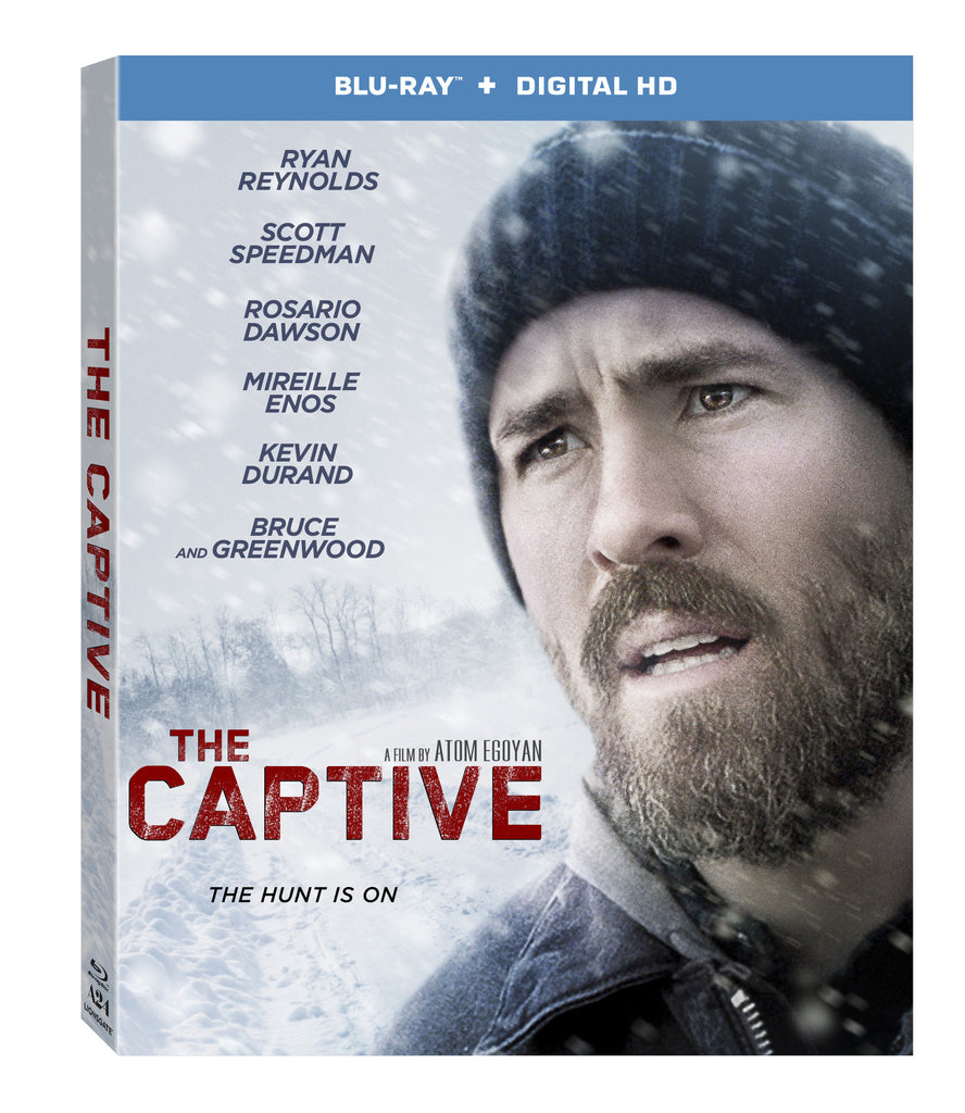 The Captive [Blu-ray] (Bilingual) Mint Used