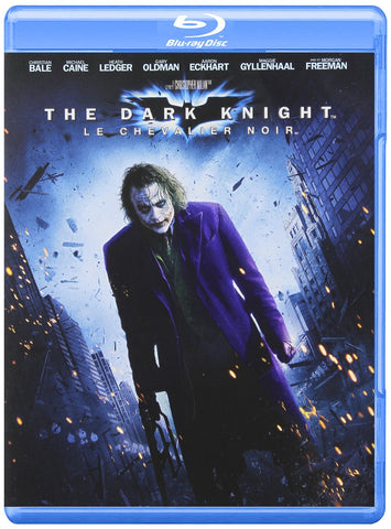 Dark Knight ,The (Bilingual) [Blu-ray] ( Mint Used )