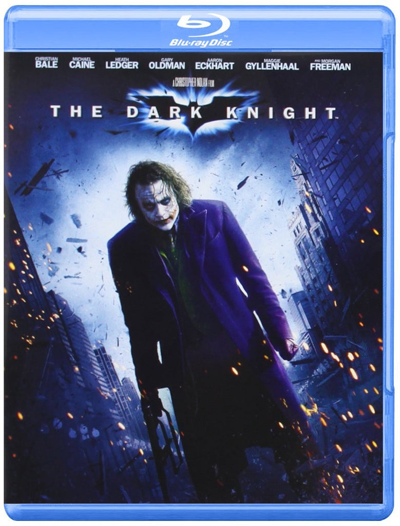The Dark Knight / Le Chevalier noir (Bilingual) [Blu-ray] Mint used
