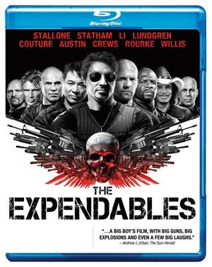 Expendables,The - Blu-ray - Mint Used