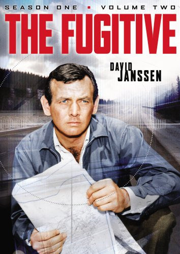 Fugitive , The : Vol. 2, Season 1 DVD Set