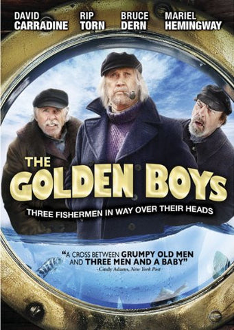 Golden Boys , The DVD 2015 ( David Carradine ) Mint Used