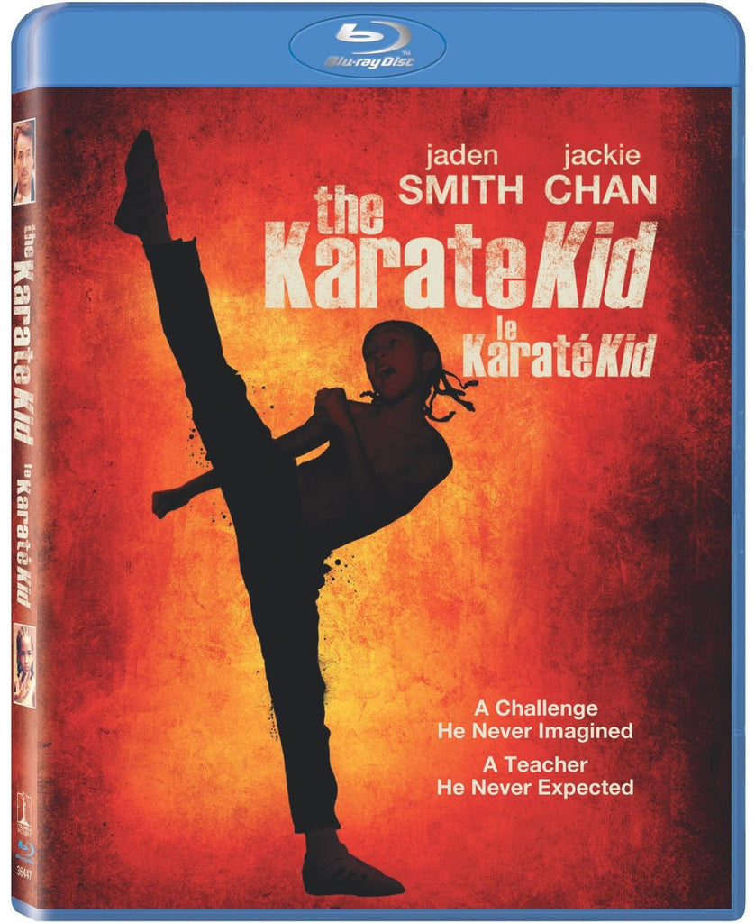 The Karate Kid Bilingual [Blu-ray] Mint Used