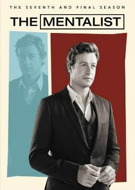 The Mentalist: The Complete Seventh Final Season  New Sealed DVD set