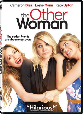 The Other Woman (Bilingual) DVD Cameron Diaz  mint used