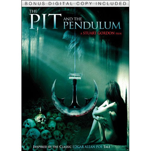 The Pit and the Pendulum 1961 DVD