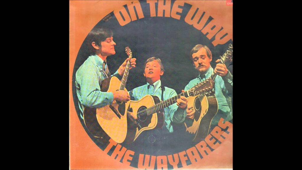 The Wayfarers  ‎– On The Way - 1967- Folk ,World (German Import Vinyl)