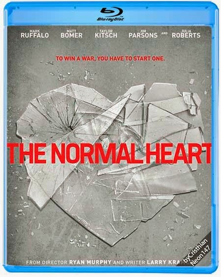 Normal Heart , The [Blu-ray] New / Sealed