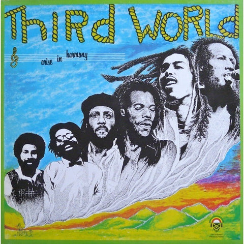 Third World ‎– Arise In Harmony - 1980 Roots Reggae, Reggae-Pop (vinyl)