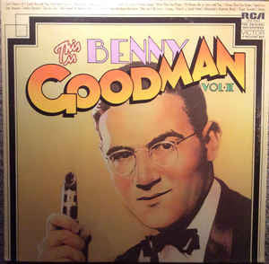 Benny Goodman ‎– This Is Benny Goodman Vol. 2-  2 × Vinyl, LP -1972- Jazz, Big Band