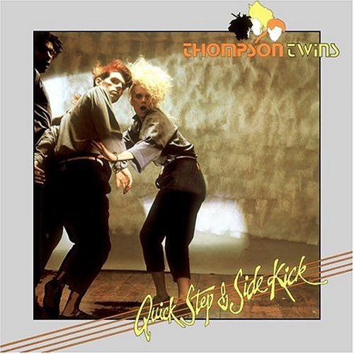 Thompson Twins ‎– Side Kicks- 1983- Synth-pop (vinyl)