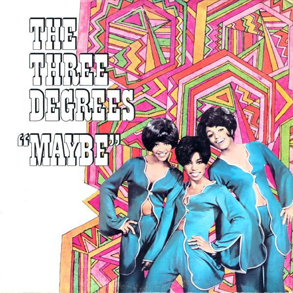 Three Degrees , The  ‎– Maybe -1979 Funk / Soul (Rare Vinyl)